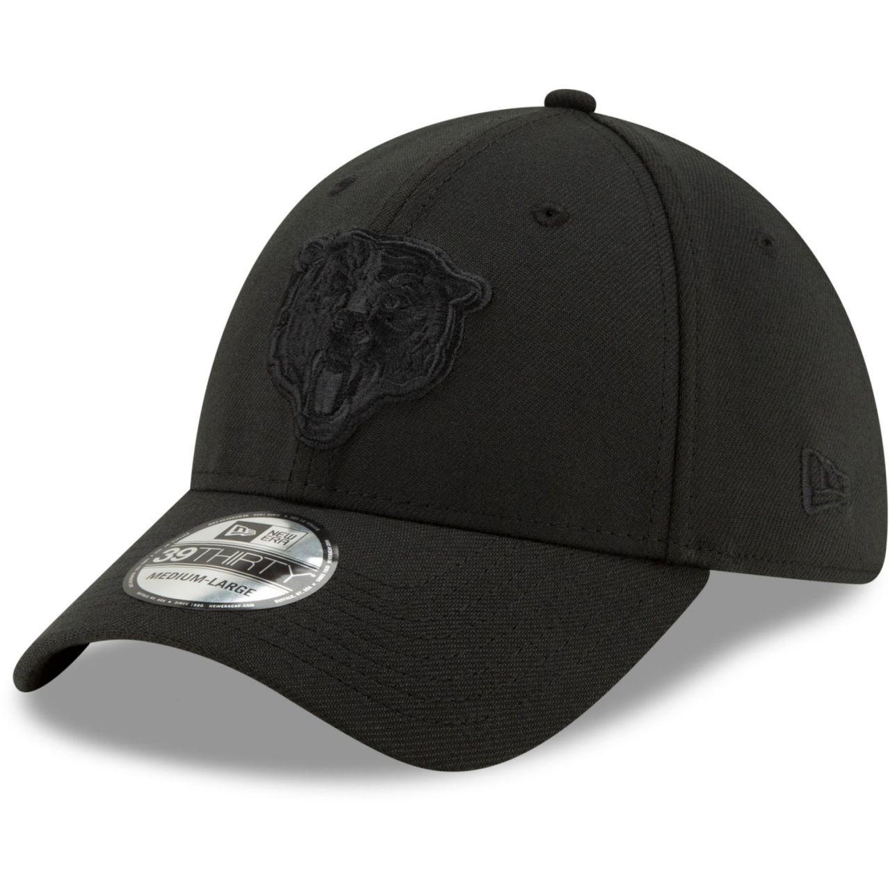 amfoo - New Era 39Thirty Stretch Cap - NFL Chicago Bears