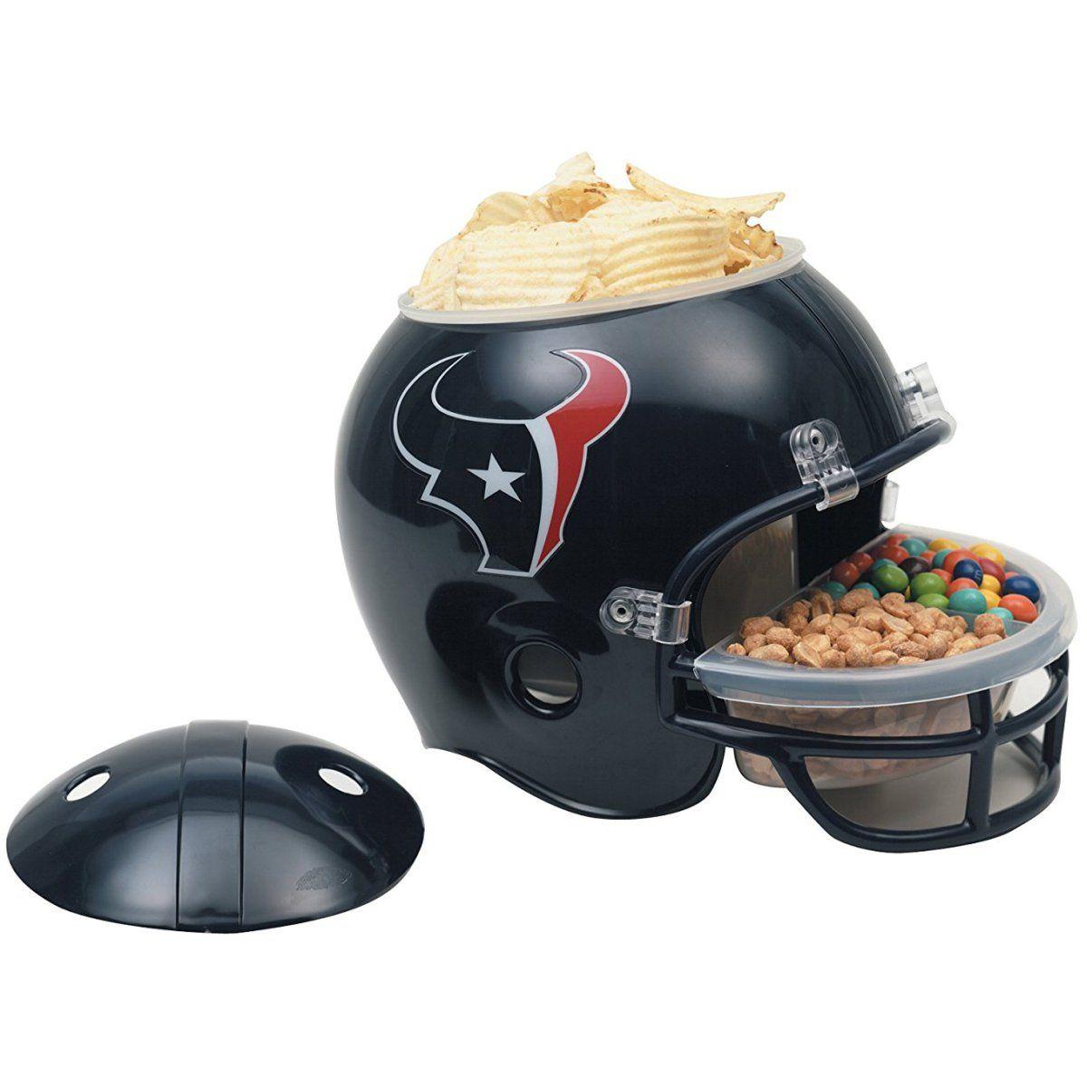 amfoo - Wincraft Snacks Helm - NFL Houston Texans