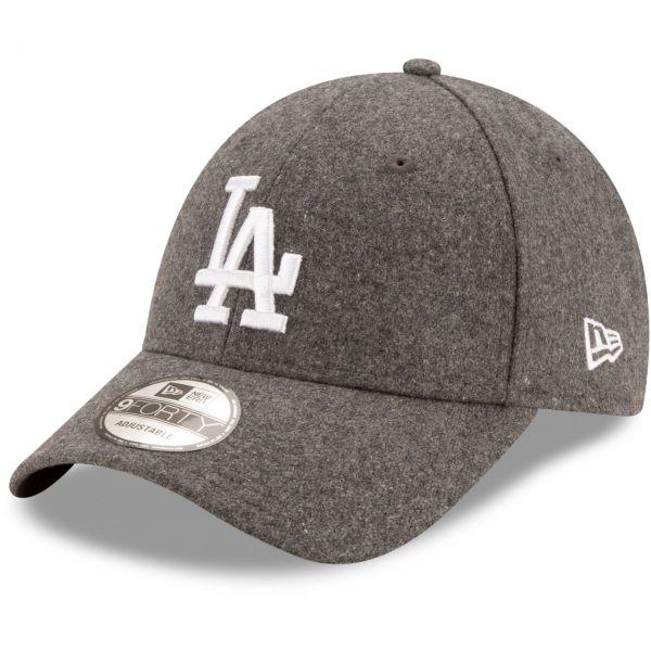 New Era 9Forty Adjustable Cap - MELTON Los Angeles Dodgers