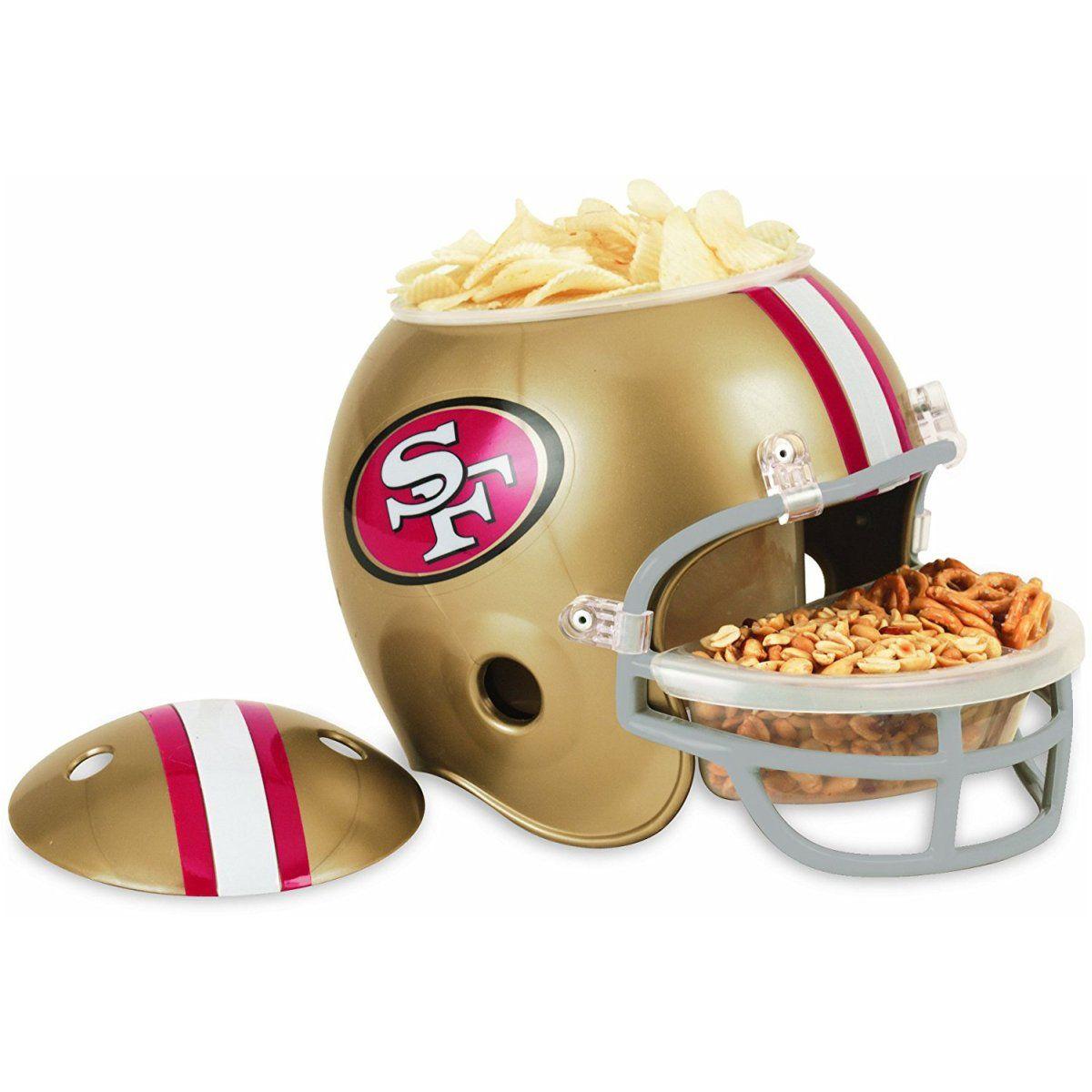 amfoo - Wincraft Snacks Helm - NFL San Francisco 49ers