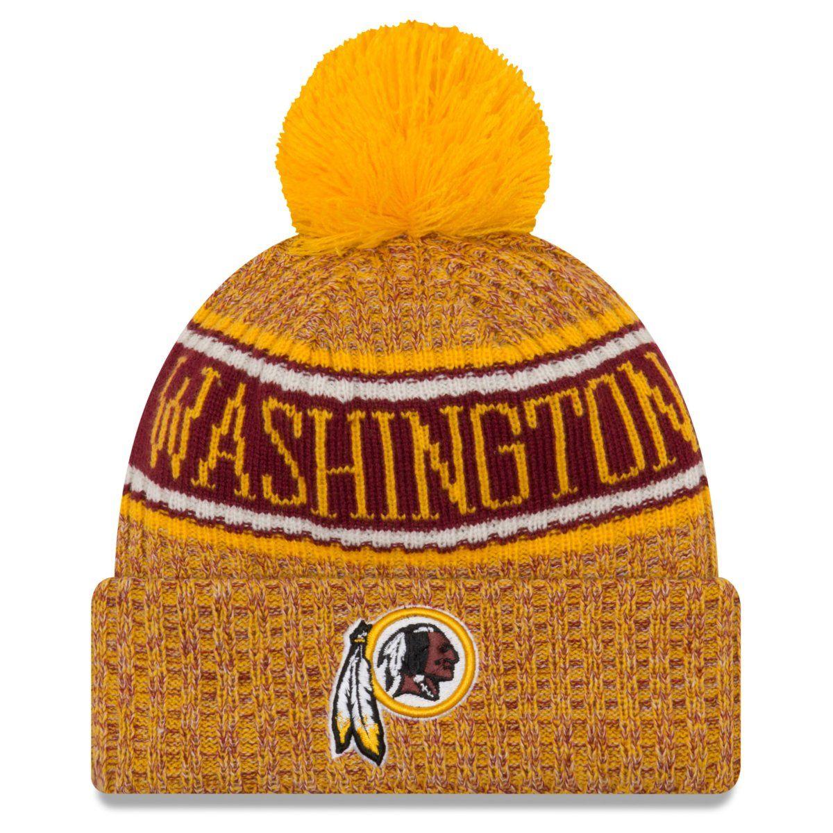 amfoo - New Era NFL Sideline Reverse Mütze - Washington Redskins