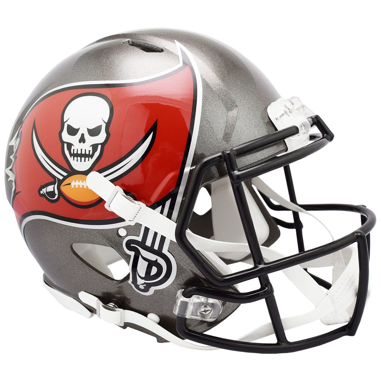 amfoo - Riddell Speed Authentic Helm - NFL Tampa Bay Buccaneers