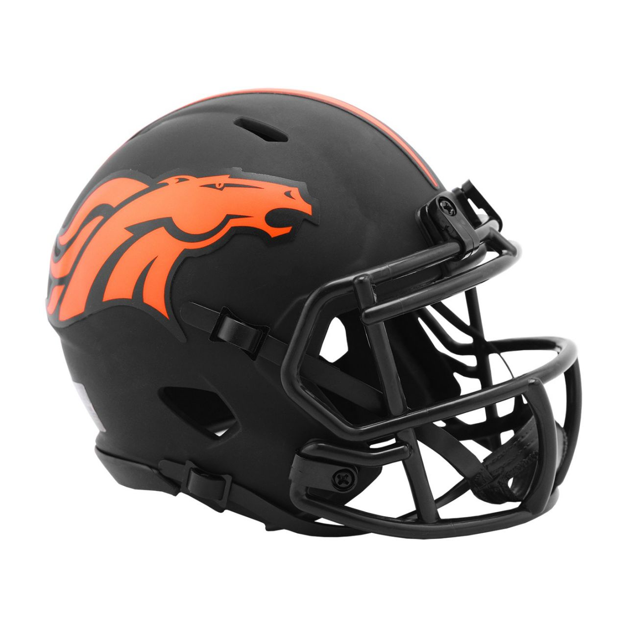 amfoo - Riddell Speed Mini Football Helm - ECLIPSE Denver Broncos