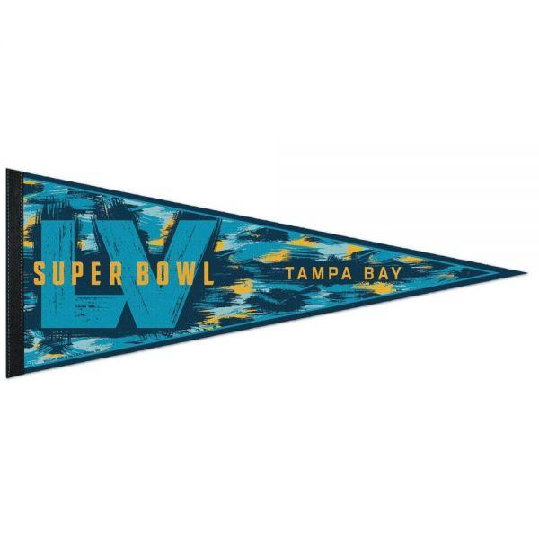 Wincraft NFL Filz Wimpel 75x30cm - Super Bowl LV
