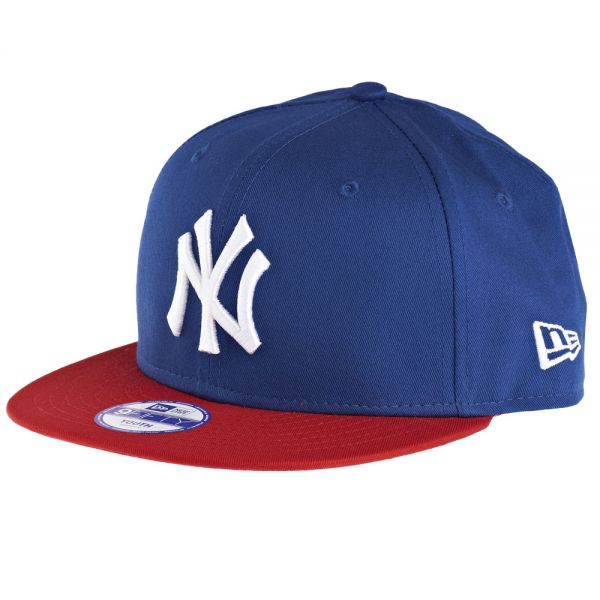 New Era 9Fifty Snapback KIDS Cap - NY Yankees royal