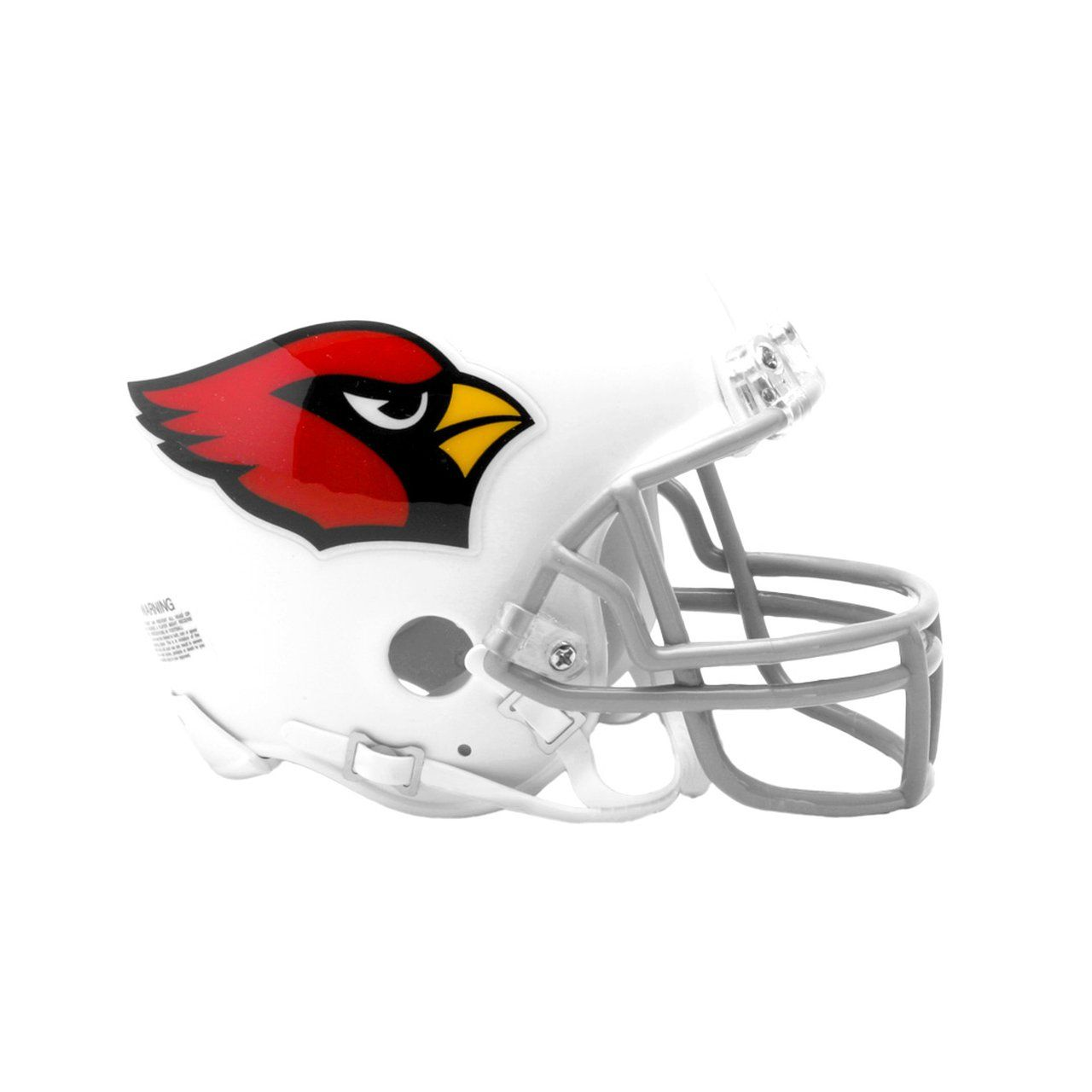 amfoo - Riddell VSR4 Mini Football Helm - NFL Arizona Cardinals