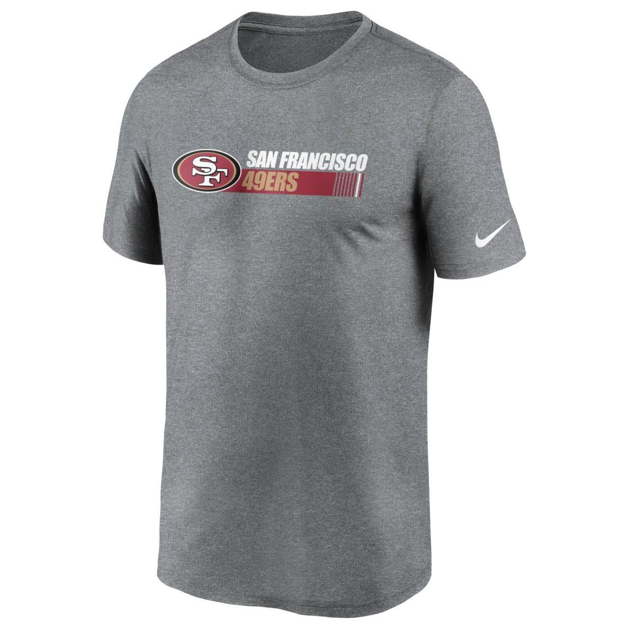 amfoo - Nike Dri-FIT Legend Shirt - PRIMETIME San Francisco 49ers
