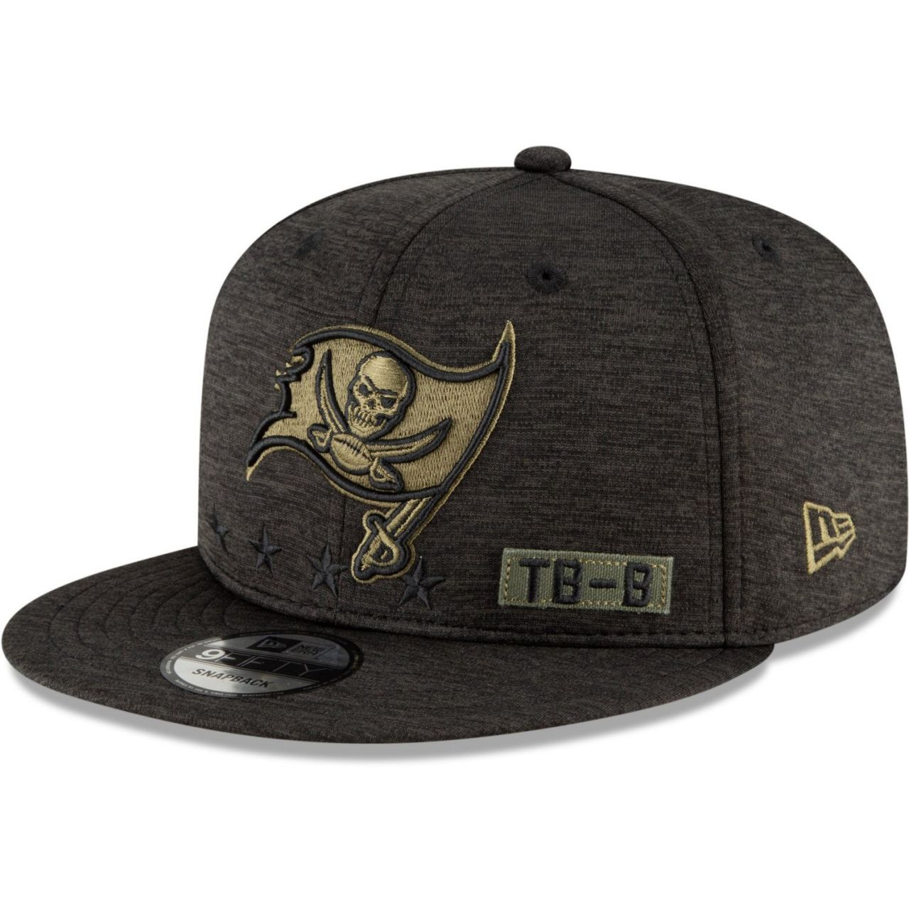 amfoo - New Era 9FIFTY Cap Salute to Service Tampa Bay Buccaneers