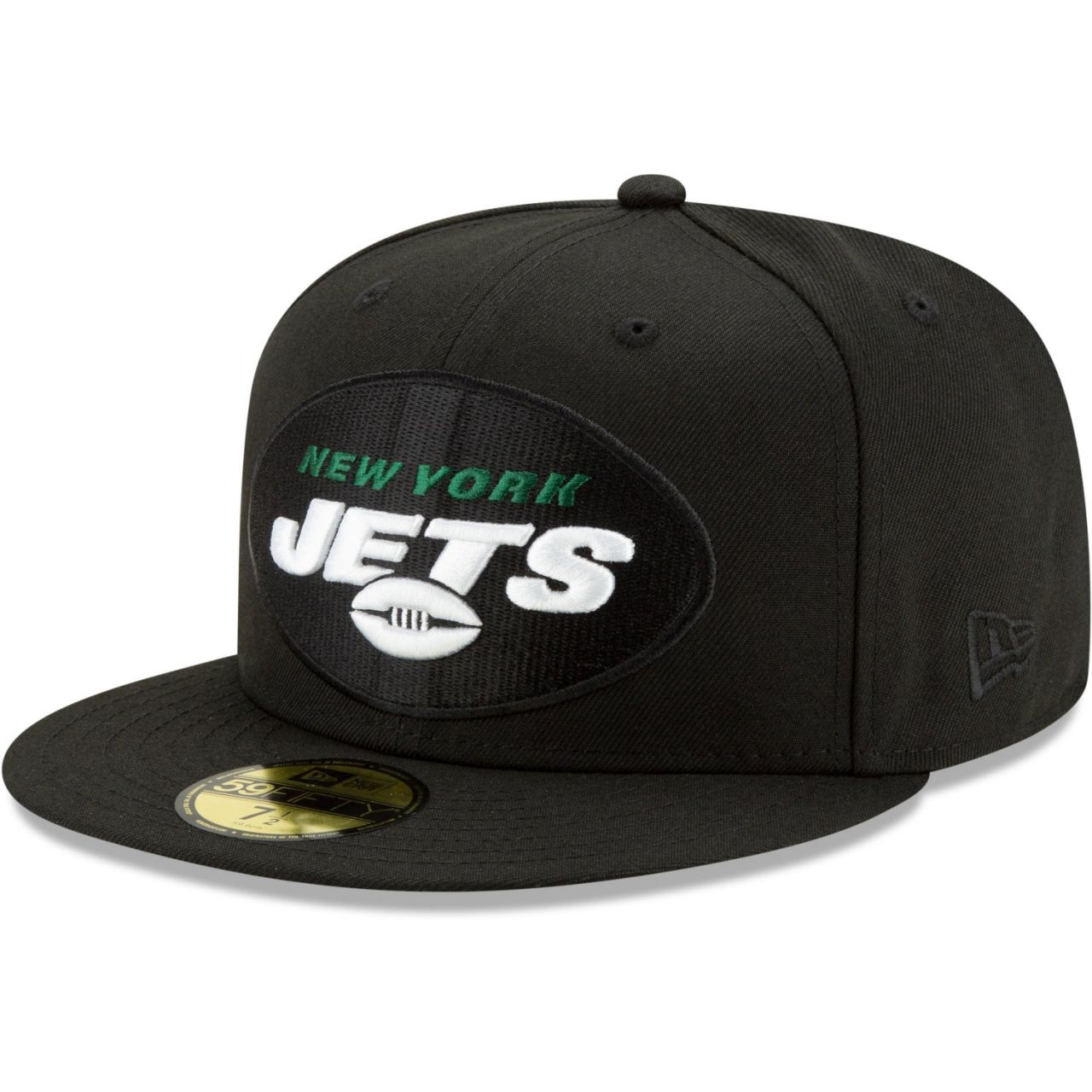 amfoo - New Era 59Fifty Fitted Cap - ELEMENTS New York Jets