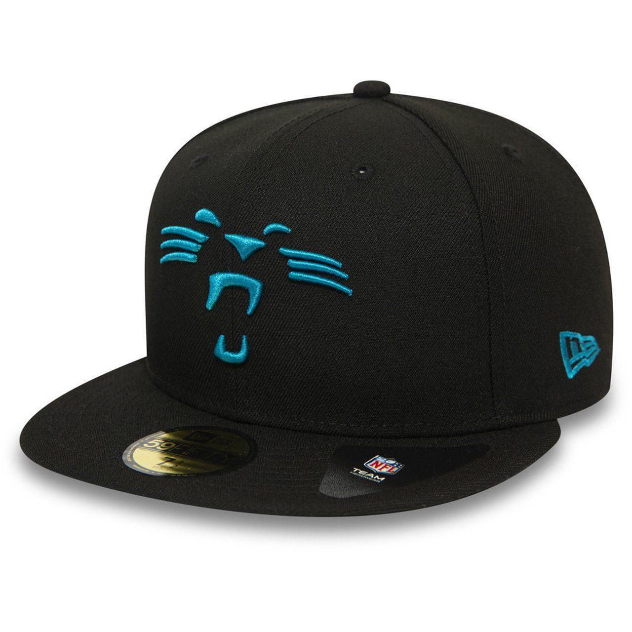 amfoo - New Era 59Fifty Fitted Cap - ELEMENTS Carolina Panthers
