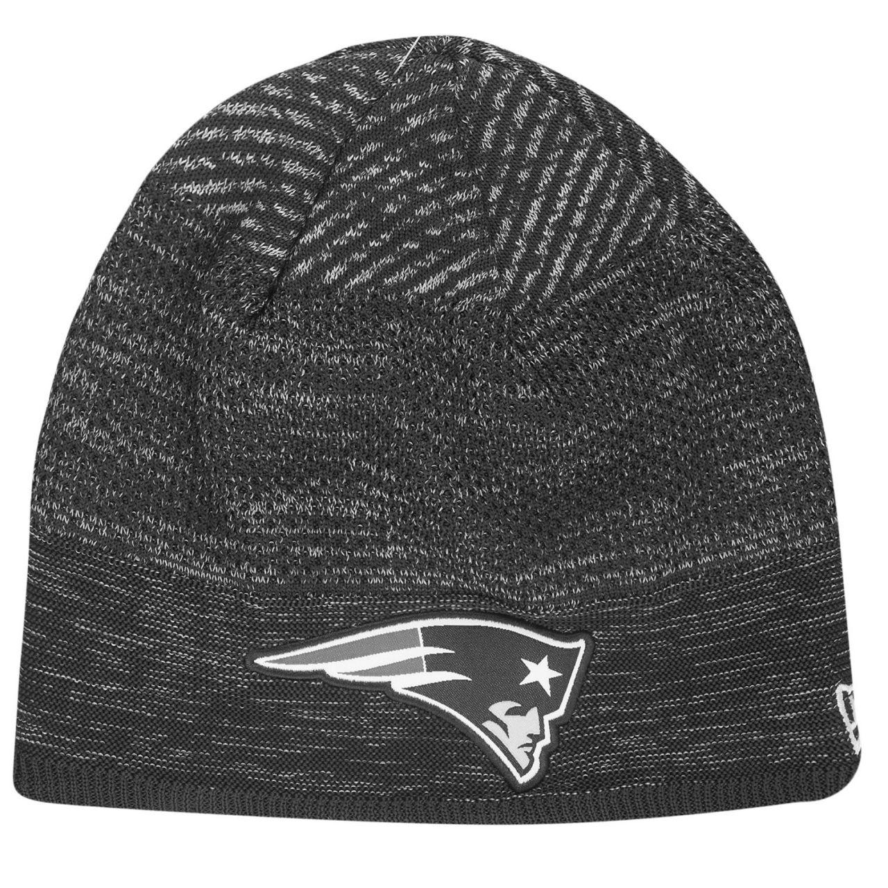 amfoo - New Era TECH KNIT Mütze NFL Beanie - New England Patriots II