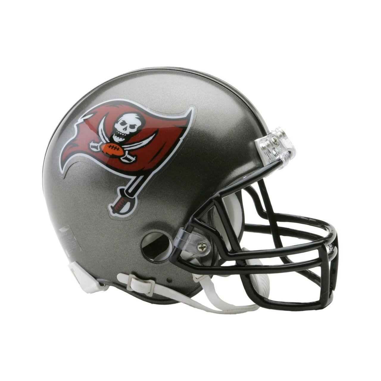 amfoo - Riddell VSR4 Mini Football Helm - Tampa Bay Buccaneers 97-13