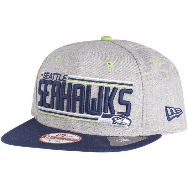 New Era 9Fifty Snapback Cap - RETRO Seattle Seahawks