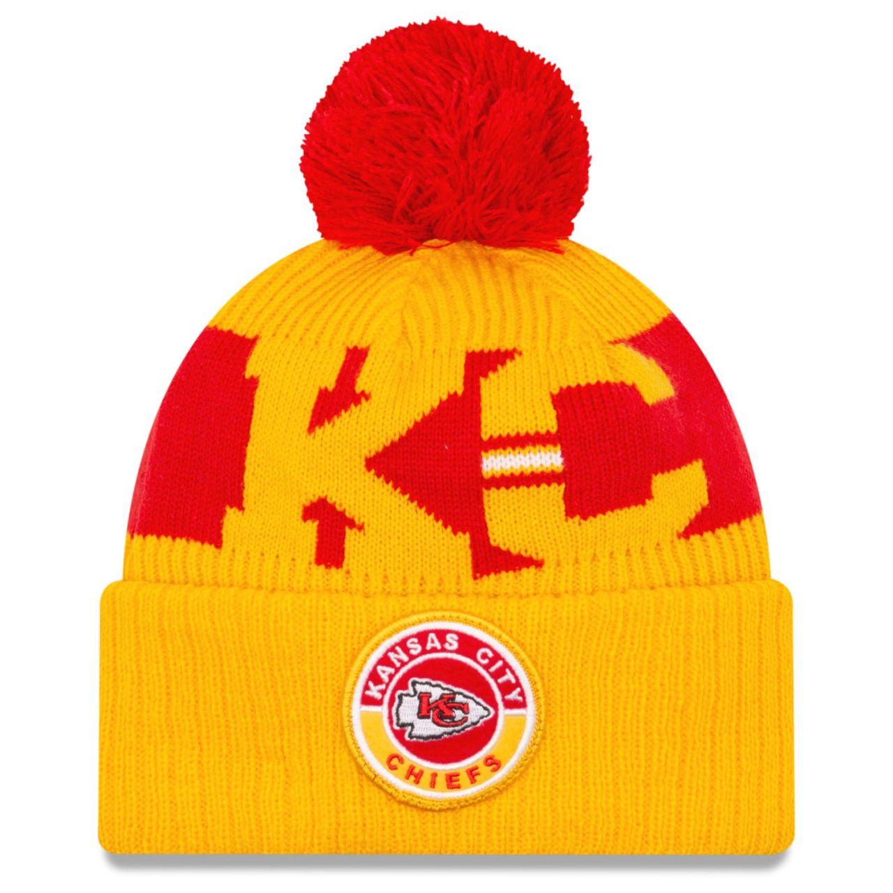 amfoo - New Era NFL ON-FIELD Sideline Mütze - Kansas City Chiefs II