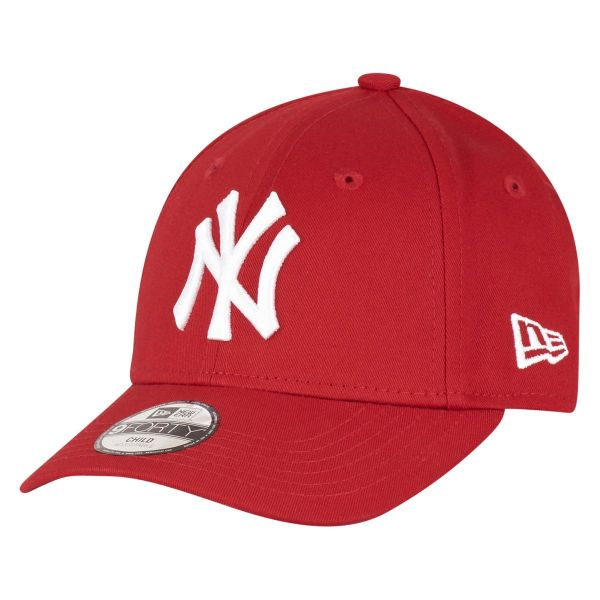New Era 9Forty Stretched KIDS Cap - NY Yankees rot