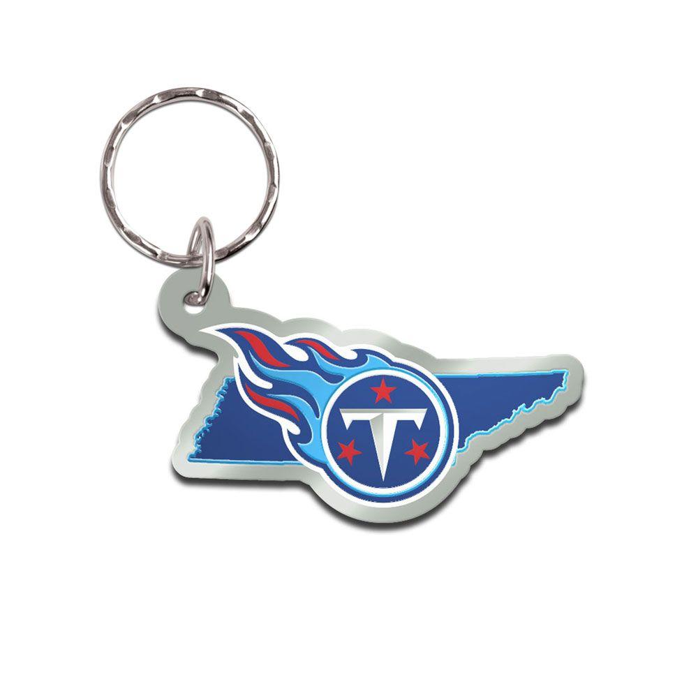 amfoo - Wincraft STATE Schlüsselanhänger - NFL Tennessee Titans