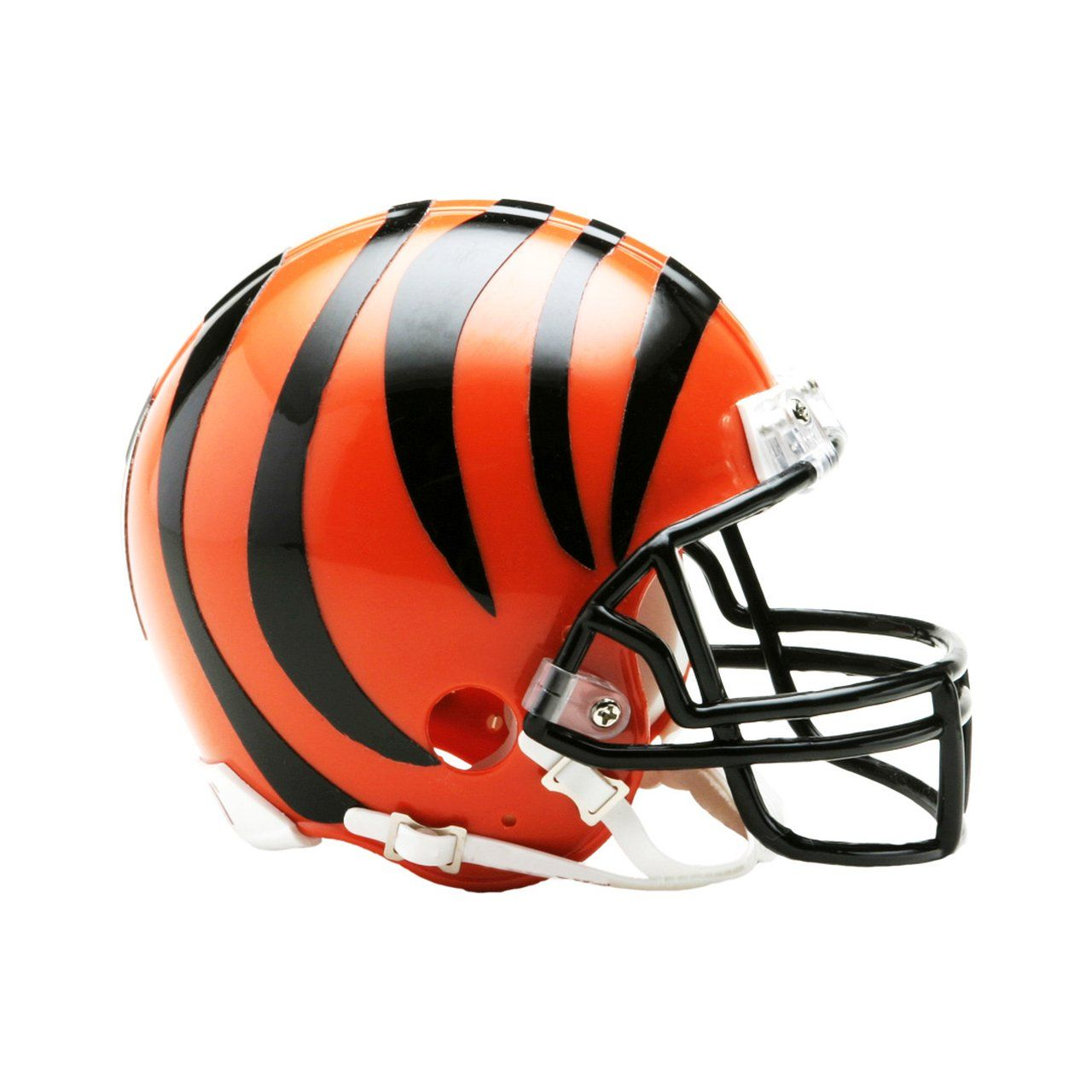 amfoo - Riddell VSR4 Mini Football Helm - NFL Cincinnati Bengals