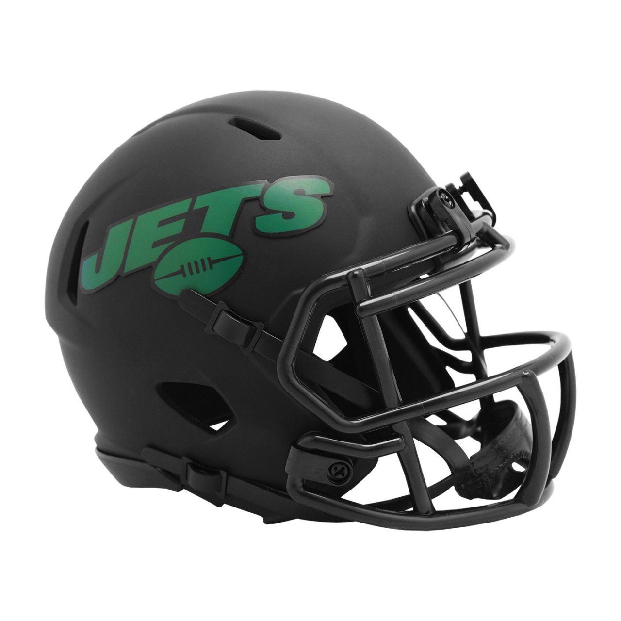 amfoo - Riddell Speed Mini Football Helm - ECLIPSE New York Jets