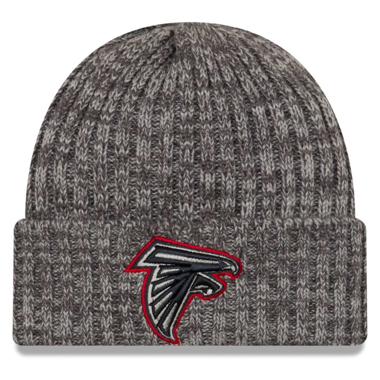 amfoo - New Era NFL Strick Mütze - CRUCIAL CATCH Atlanta Falcons