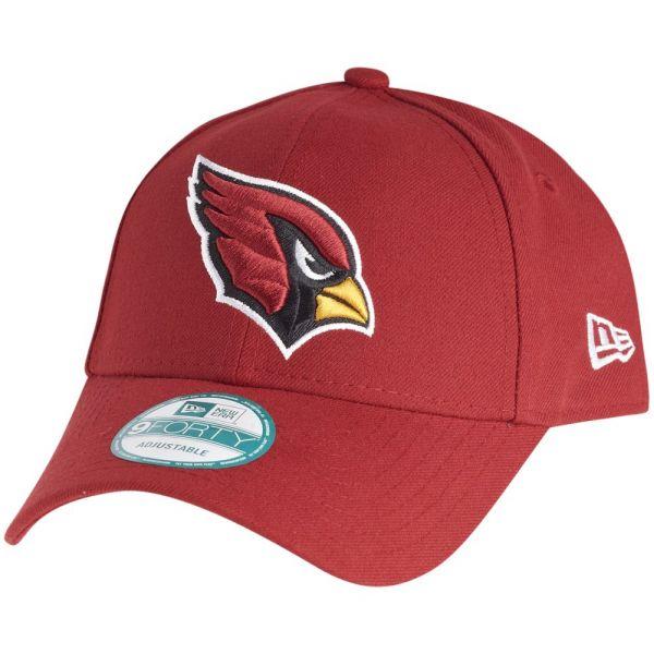 New Era 9Forty Cap - NFL LEAGUE Arizona Cardinals rubin