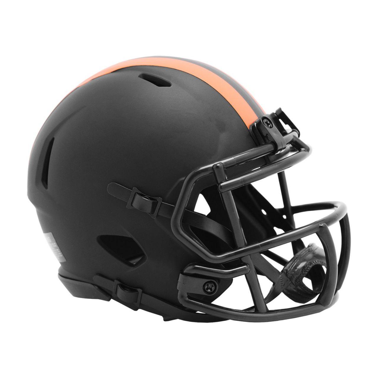 amfoo - Riddell Speed Mini Football Helm - ECLIPSE Cleveland Browns