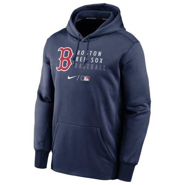 Nike Boston Red Sox Therma Dri-Fit Performance Hoody
