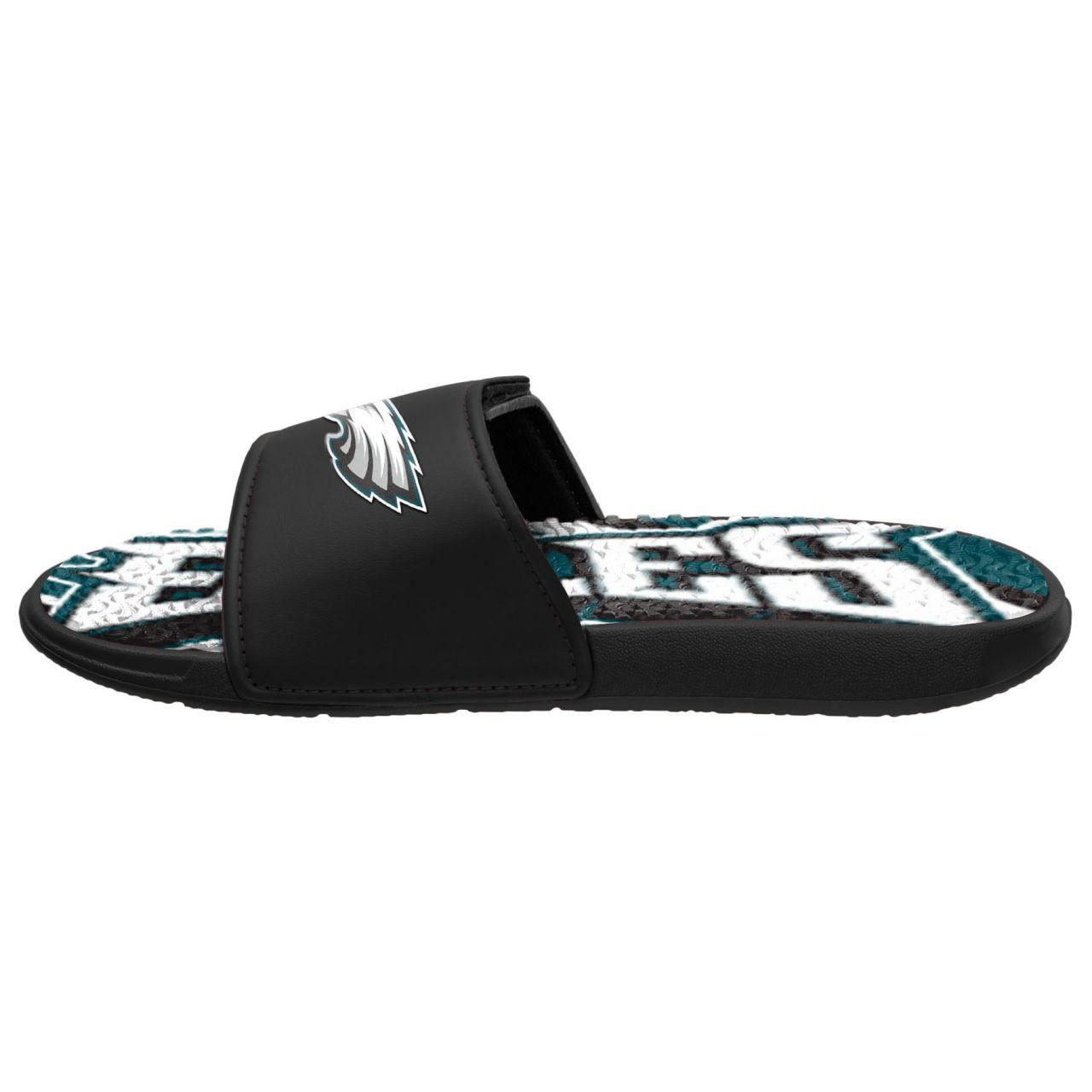 amfoo - Philadelphia Eagles Badelatschen NFL GEL Sport Slides