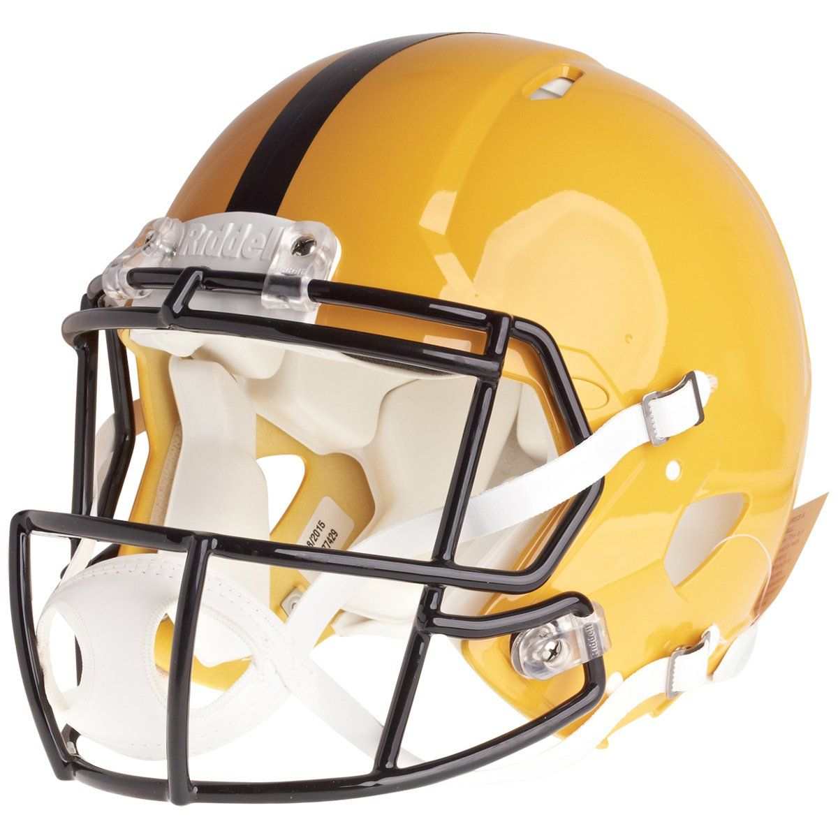 amfoo - Riddell Speed Authentic Helm - NFL Pittsburgh Steelers 2007