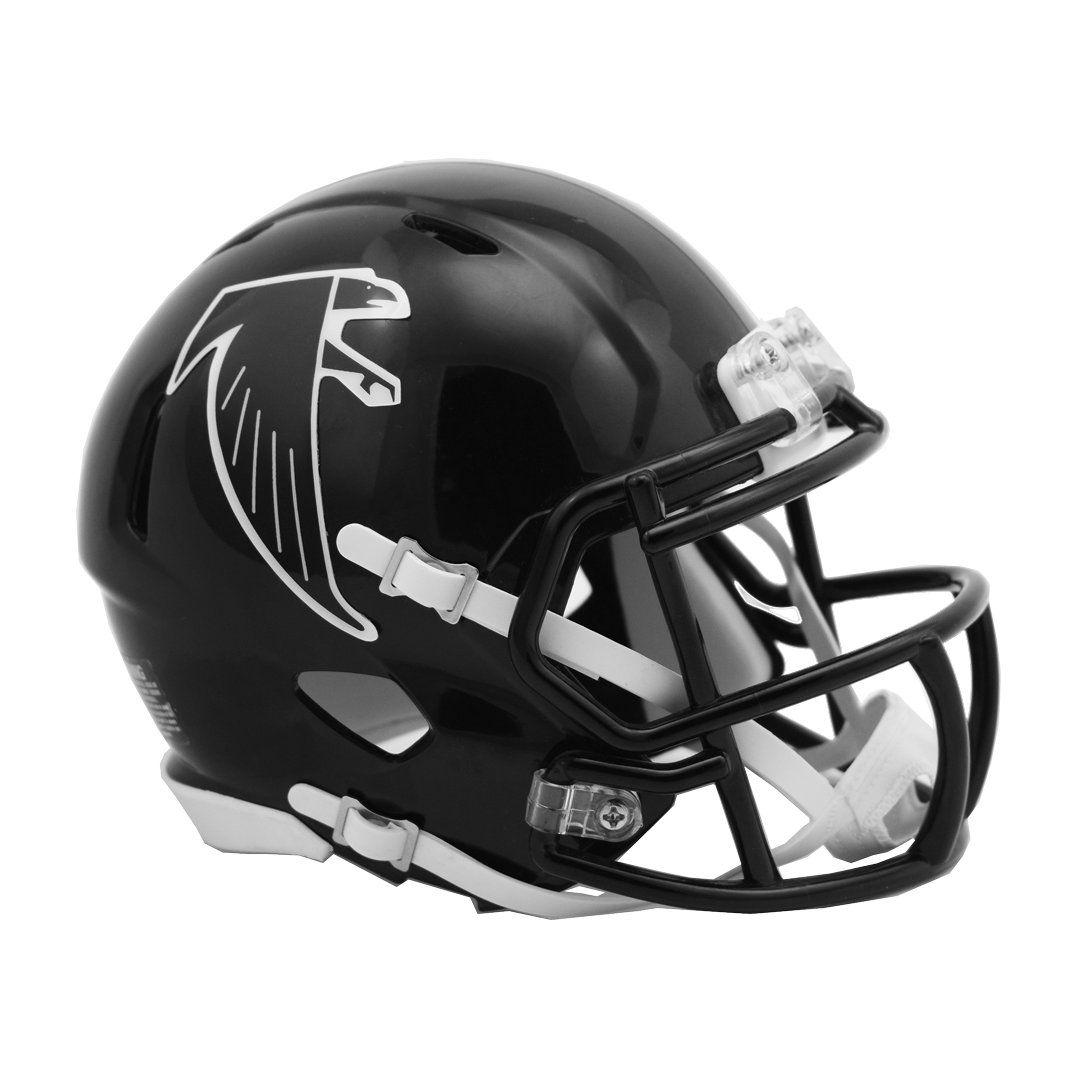 amfoo - Riddell Mini Football Helm - NFL Atlanta Falcons Classic