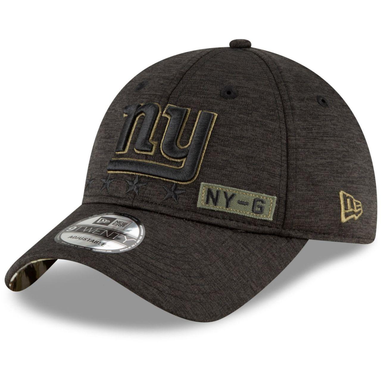 amfoo - New Era 9TWENTY Cap Salute to Service New York Giants