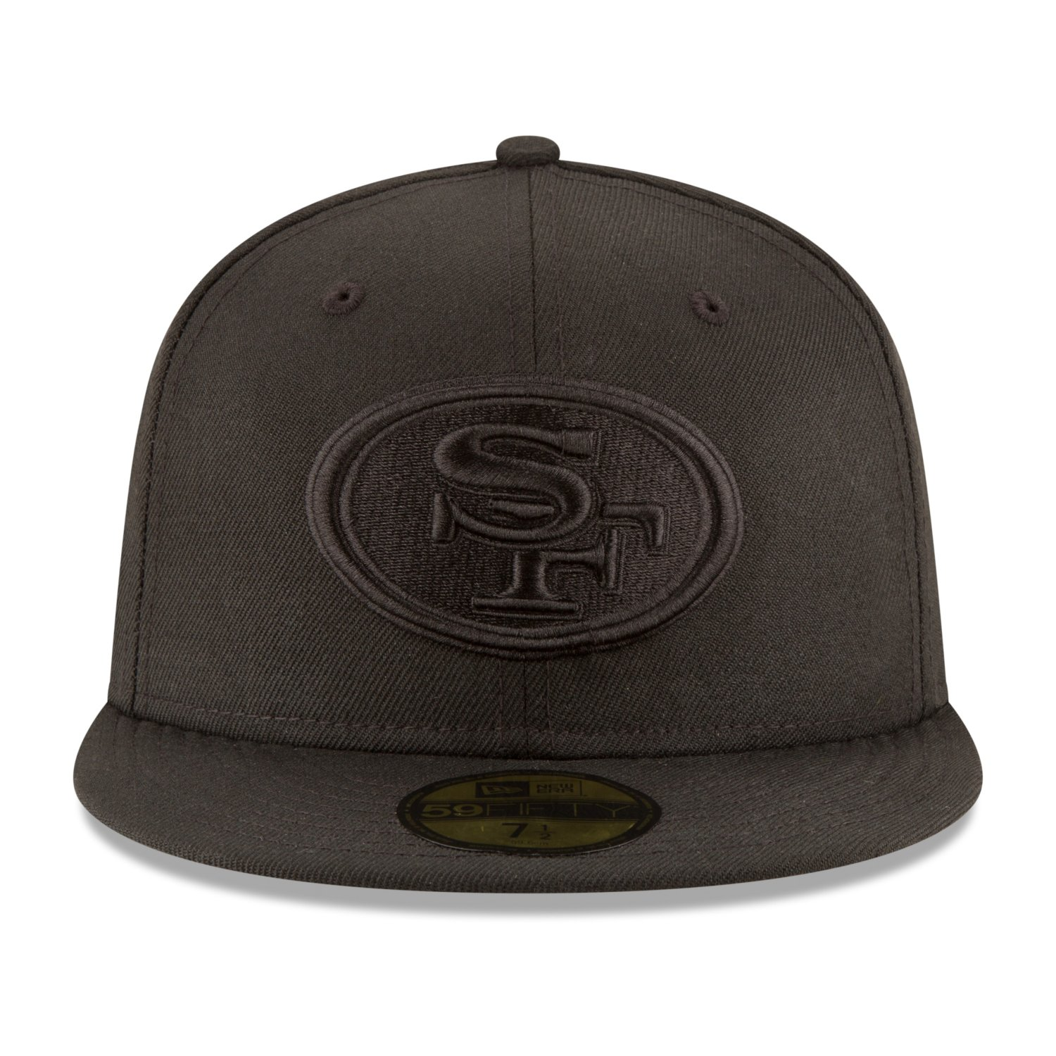 San Francisco 49ers oliv New Era 59Fifty Fitted Cap