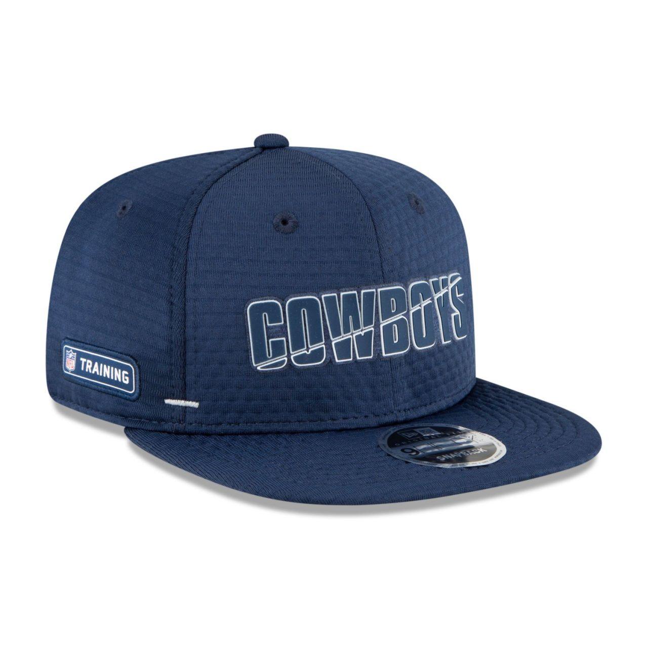 amfoo - New Era Snapback KINDER Cap - NFL CAMP Dallas Cowboys