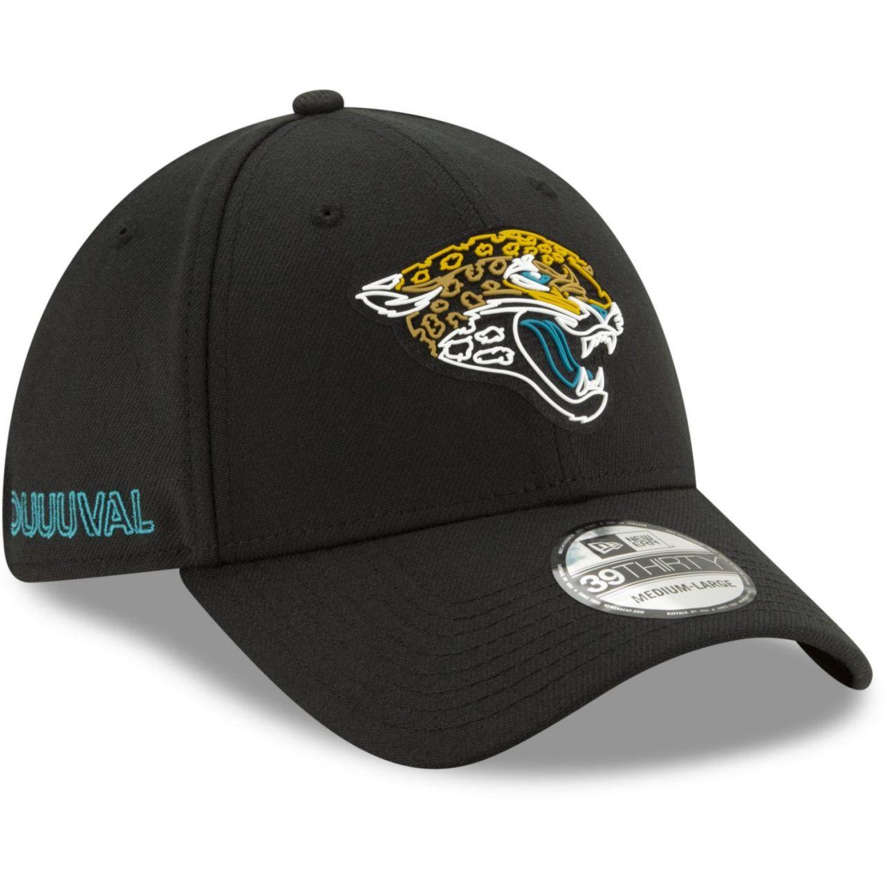 amfoo - New Era 39Thirty Cap - NFL 2020 DRAFT Jacksonville Jaguars