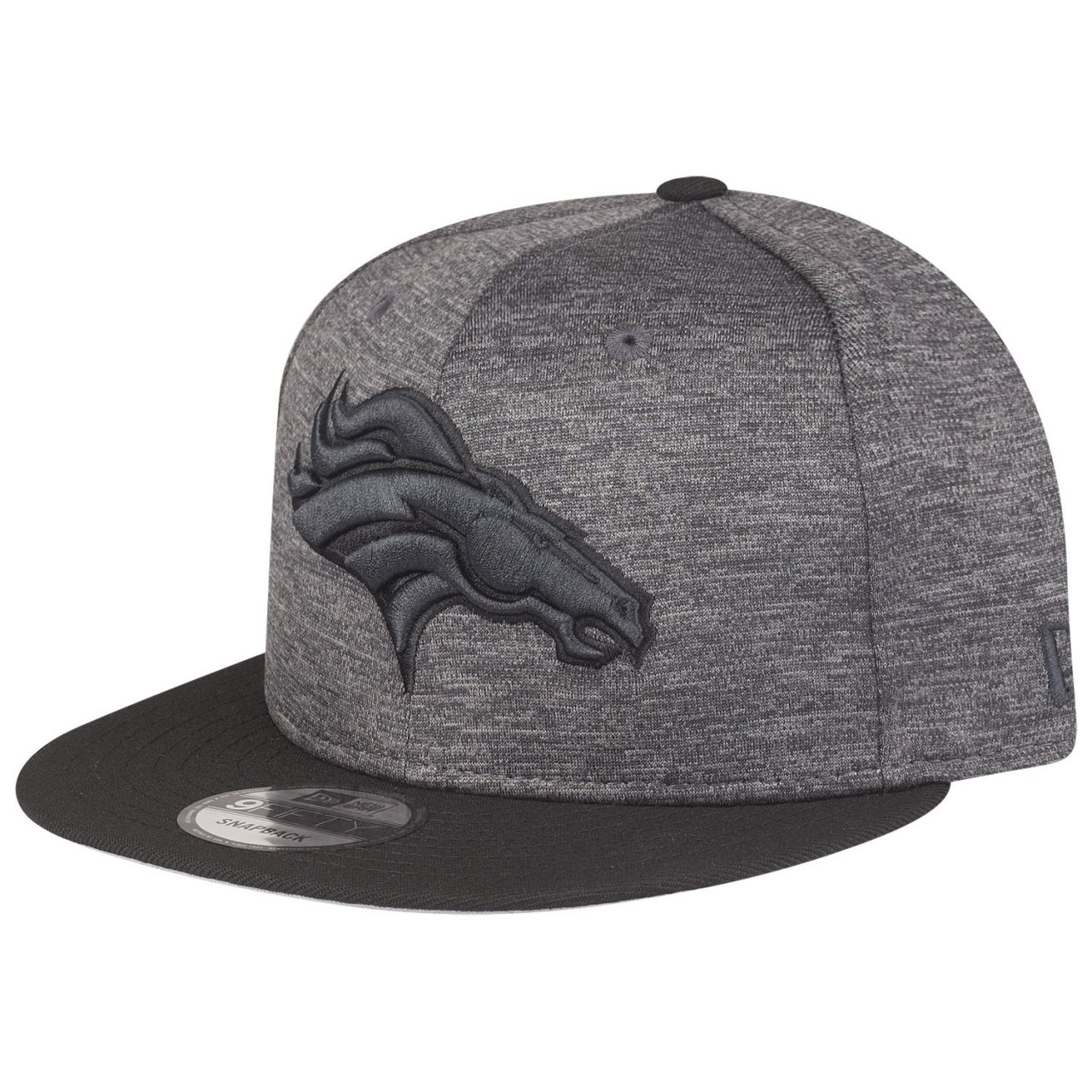 amfoo - New Era 9Fifty Snapback Cap - SHADOW TECH Denver Broncos