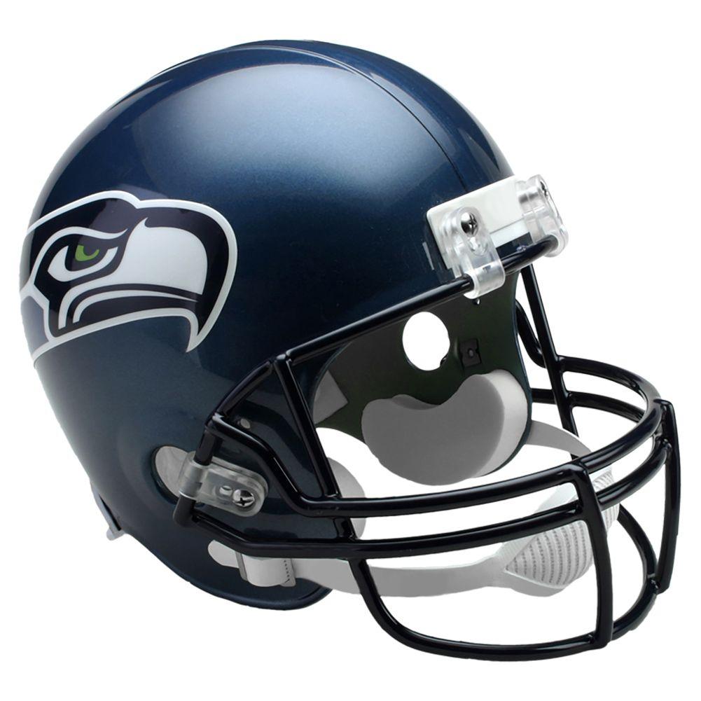 amfoo - Riddell VSR4 Replica Football Helm Seattle Seahawks 2002-11