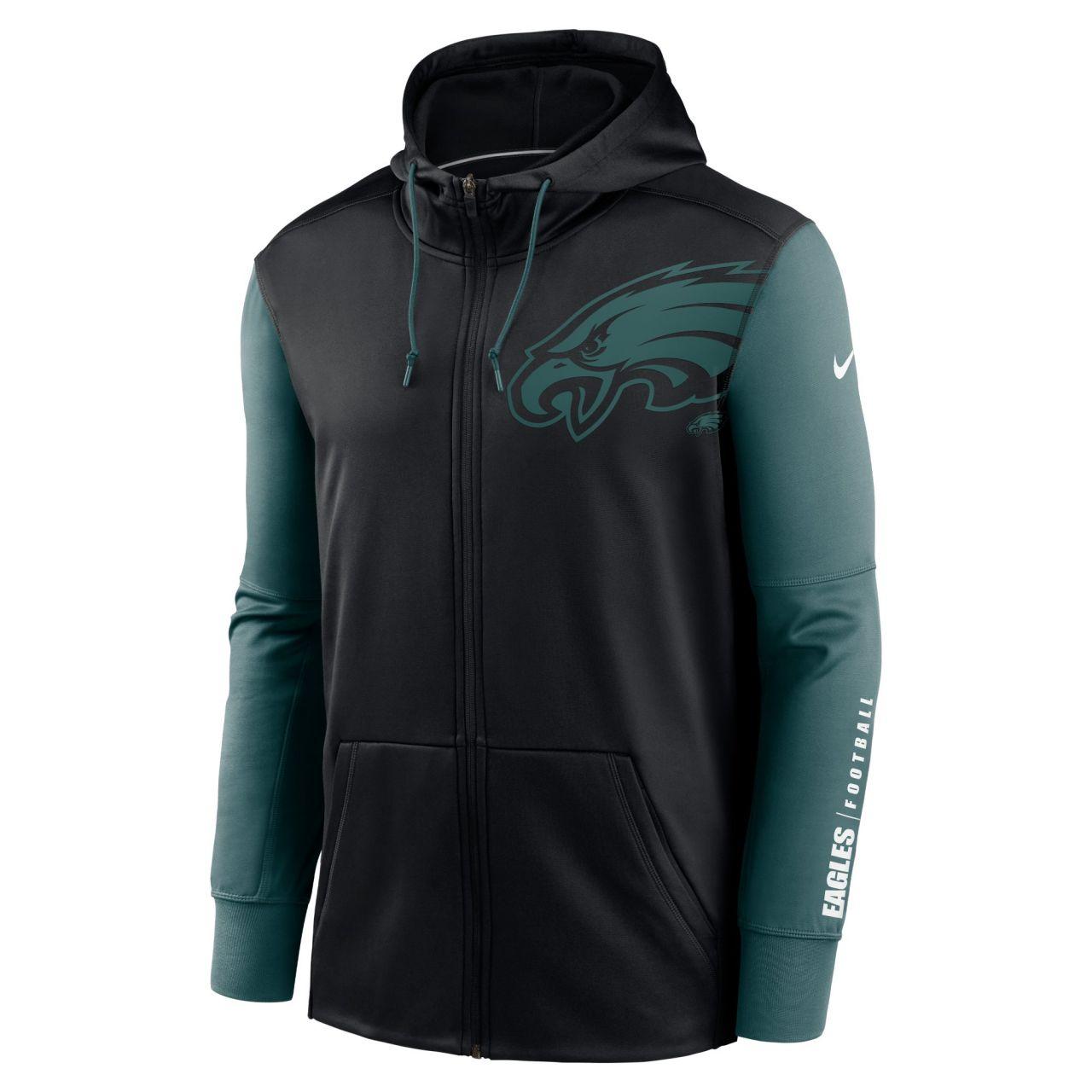 amfoo - Nike NFL Therma Zip Hoody - Philadelphia Eagles
