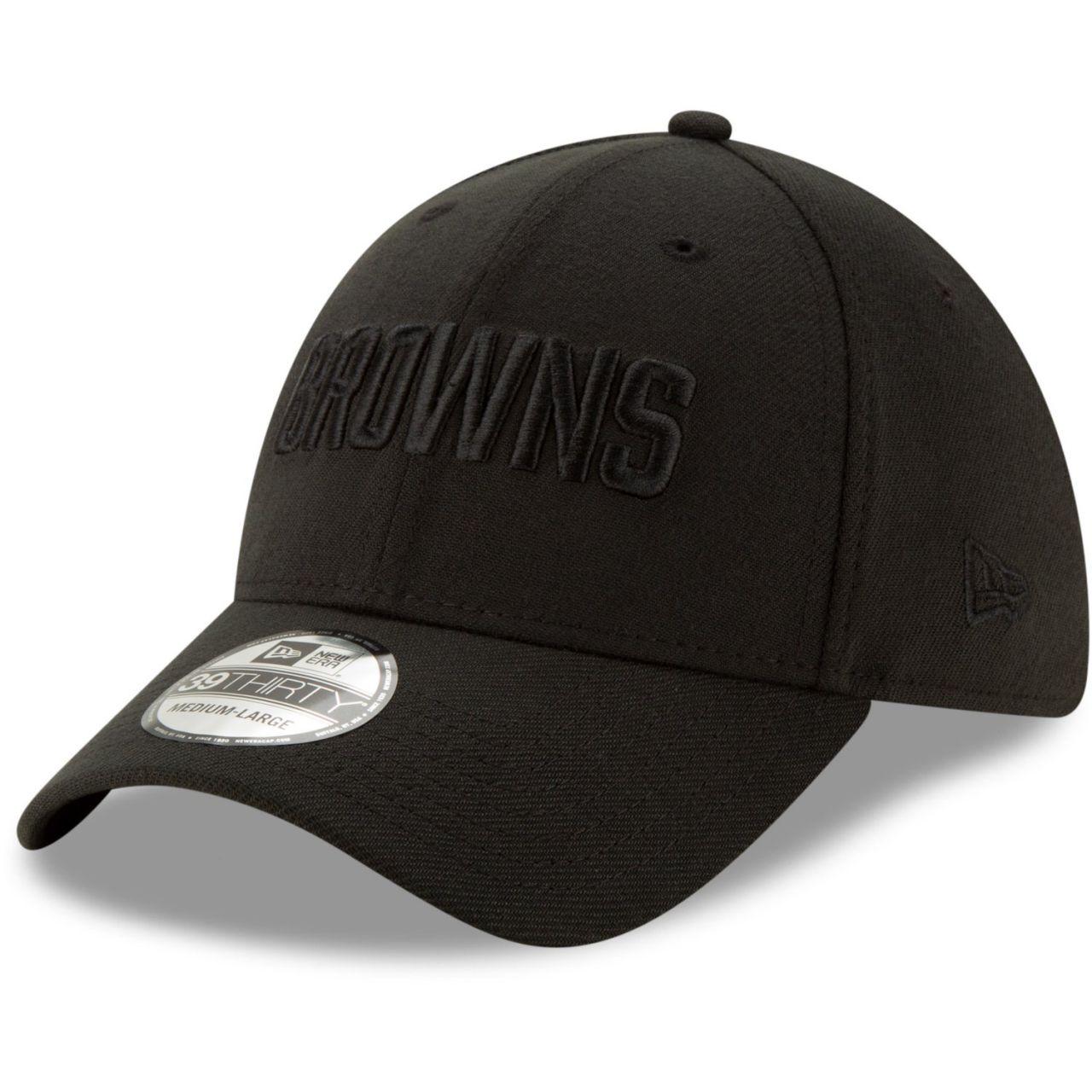 amfoo - New Era 39Thirty Stretch Cap - NFL Cleveland Browns