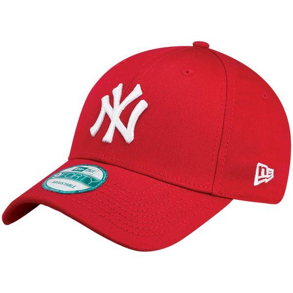 New Era 9Forty Cap - New York Yankees rot