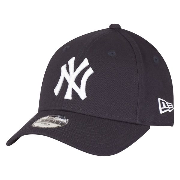 New Era 9Forty Stretched KIDS Cap - NY Yankees navy