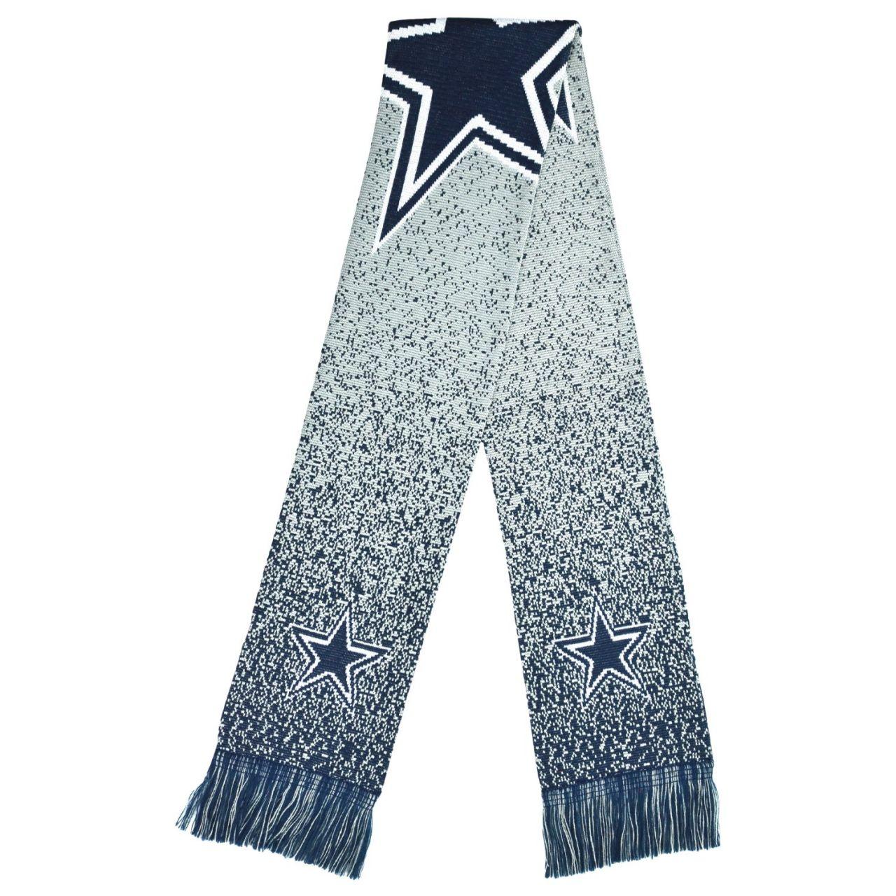 amfoo - FOCO Polyknit Schal - BIG LOGO Dallas Cowboys