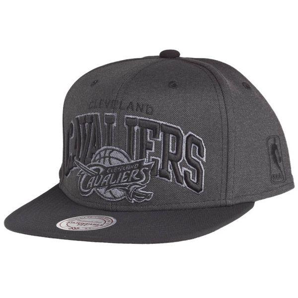 Mitchell & Ness Snapback Cap - 3D Cleveland Cavaliers