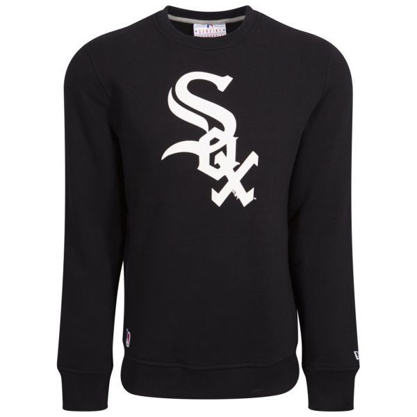 New Era Pullover - MLB Chicago White Sox schwarz