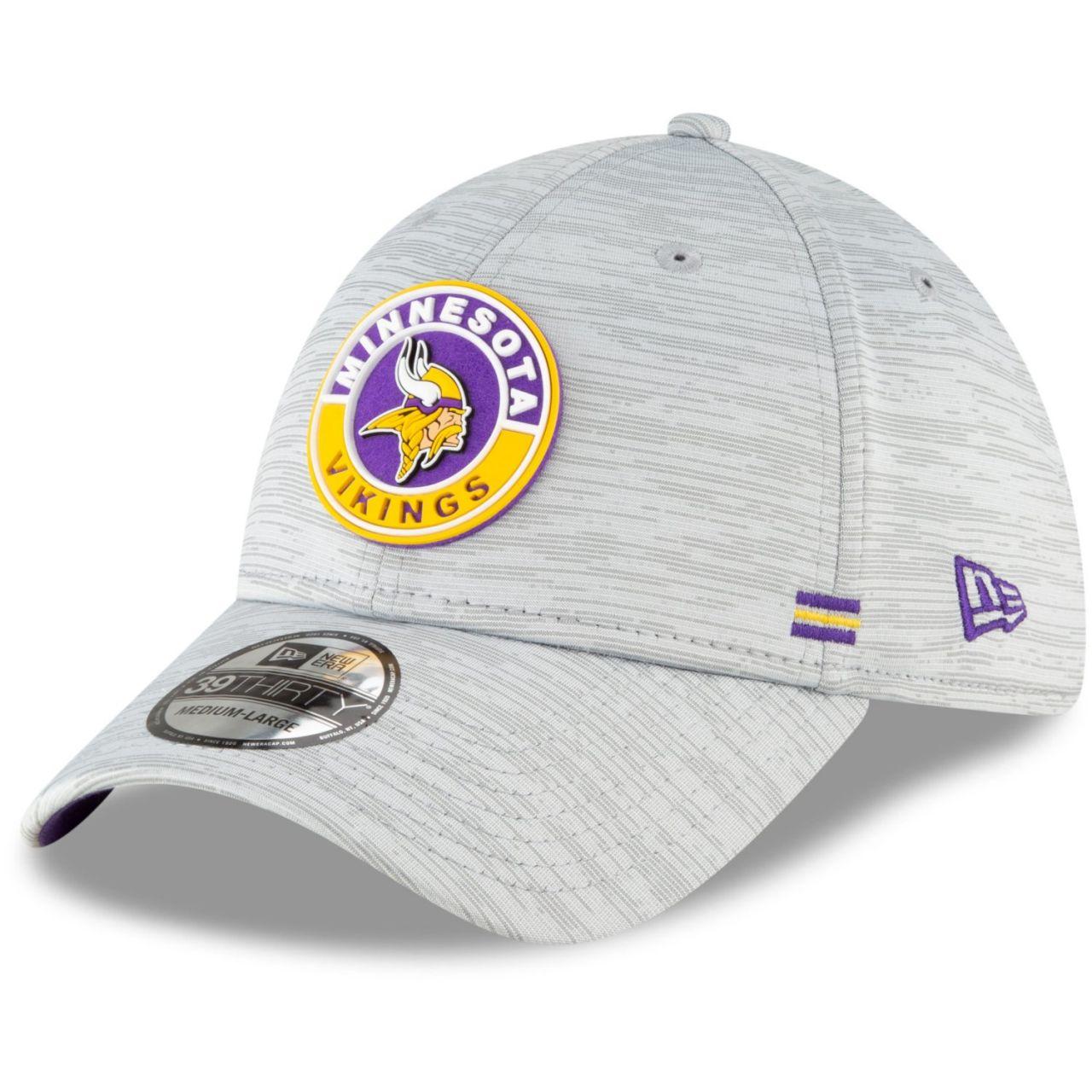 amfoo - New Era 39Thirty Cap - SIDELINE 2020 Minnesota Vikings