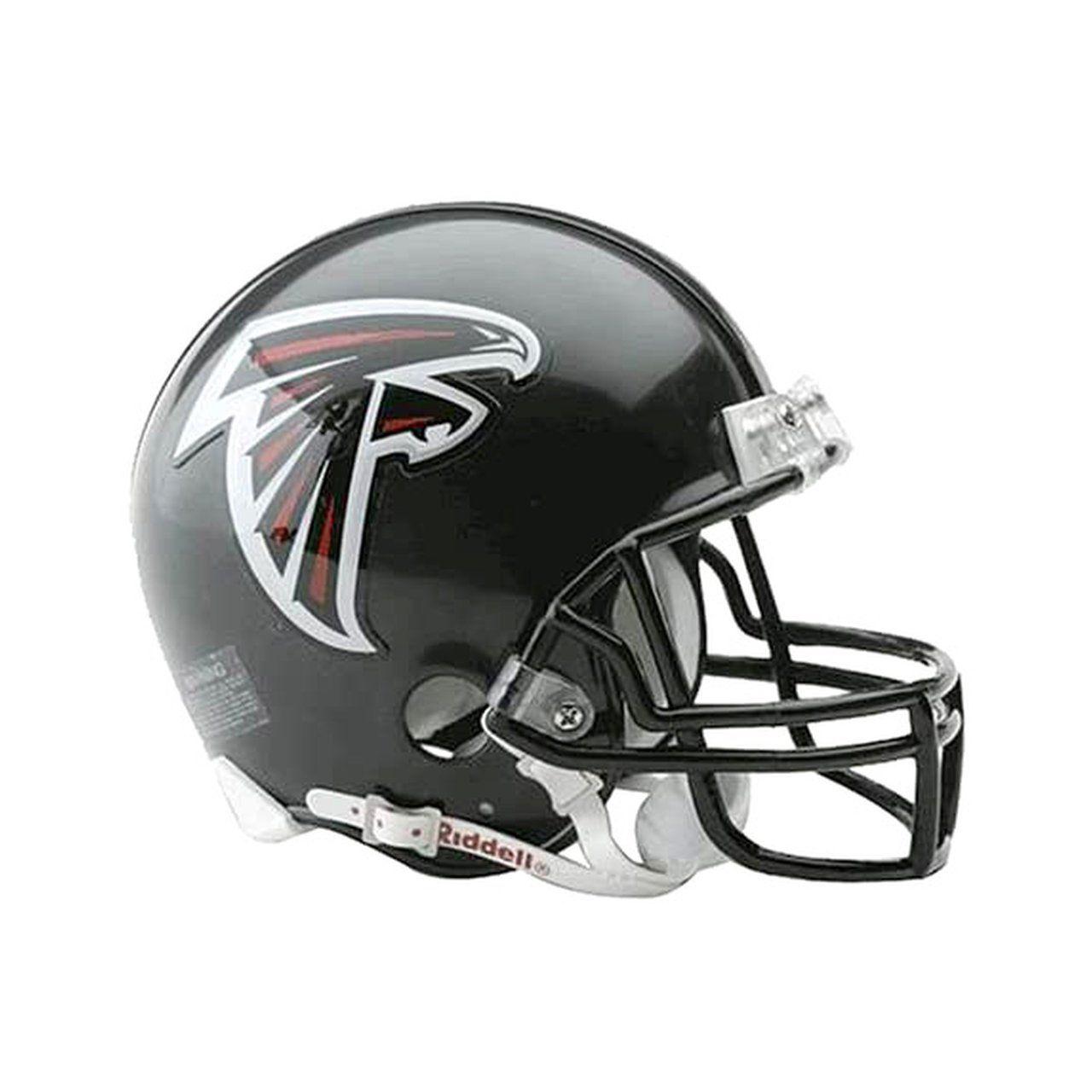 amfoo - Riddell VSR4 Mini Football Helm - Atlanta Falcons 2003-2019