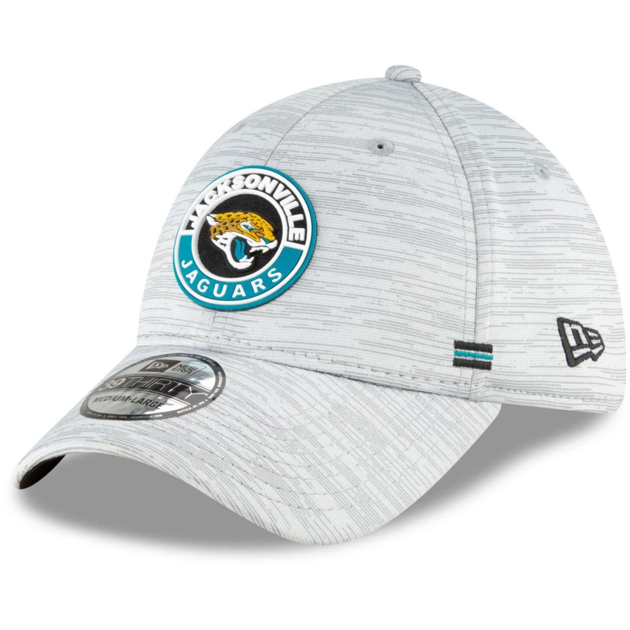amfoo - New Era 39Thirty Cap - SIDELINE 2020 Jacksonville Jaguars
