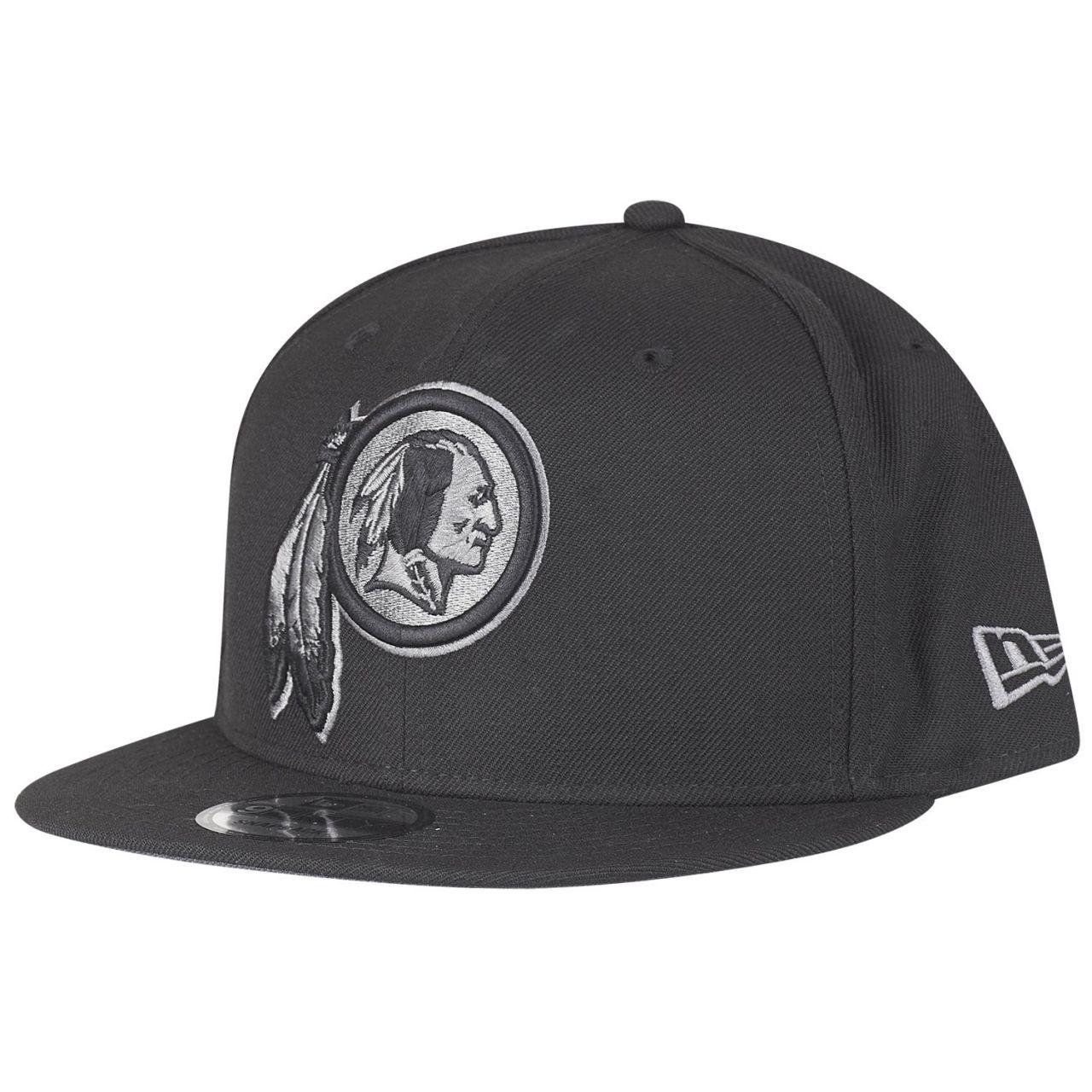 amfoo - New Era 9Fifty Snapback Cap - Washington Redskins schwarz