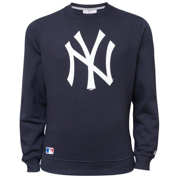 New Era Pullover - MLB New York Yankees navy