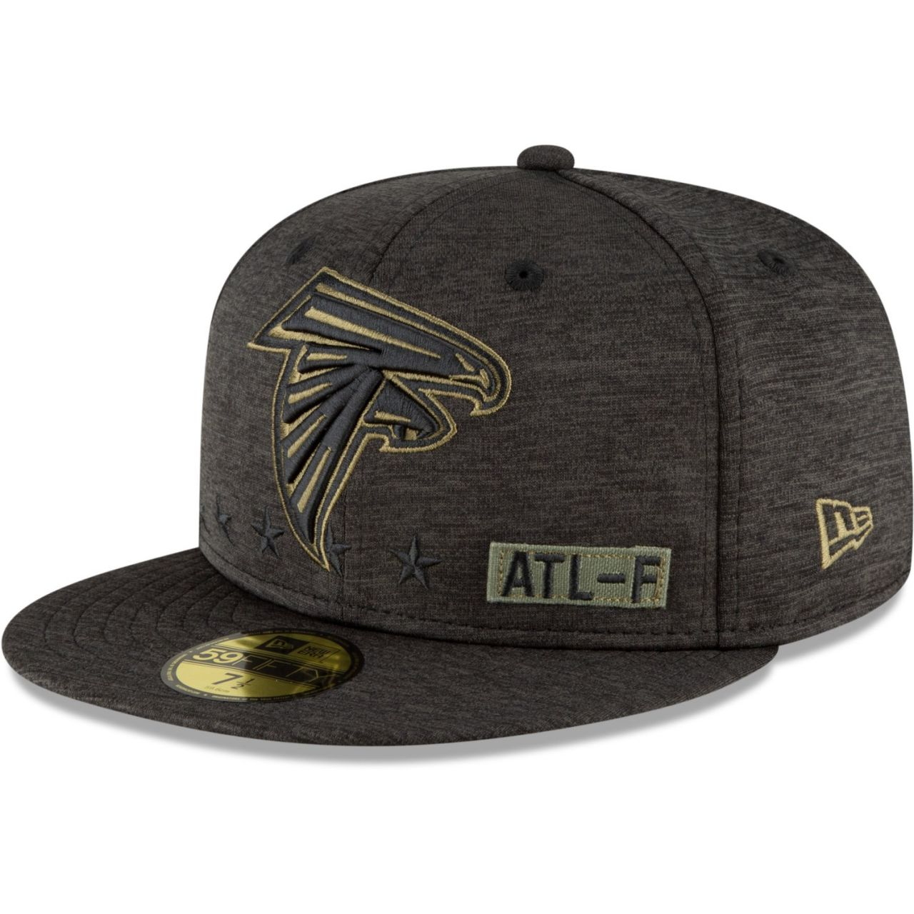 amfoo - New Era 59FIFTY Cap Salute to Service NFL Atlanta Falcons
