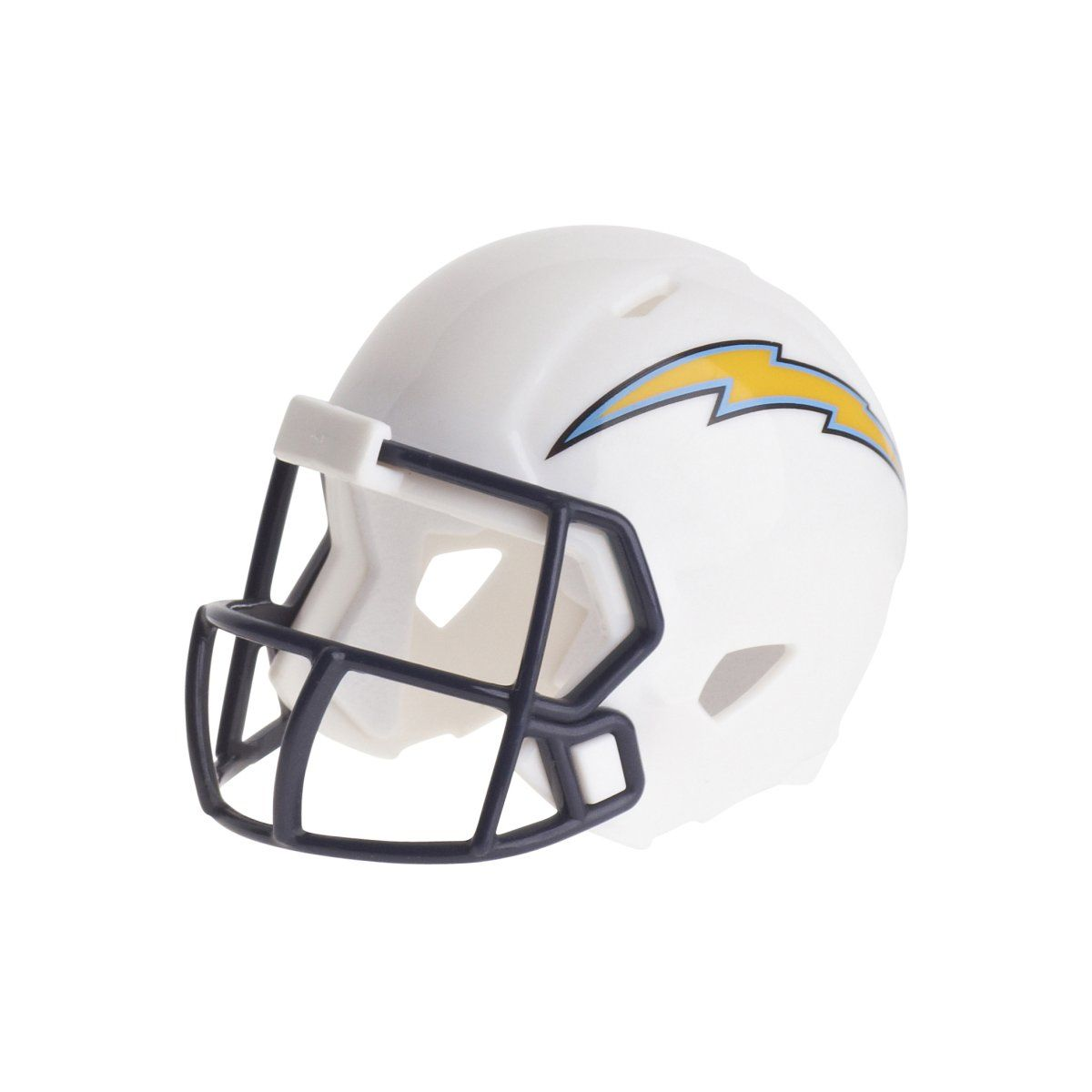amfoo - Riddell Speed Pocket Football Helm NFL Los Angeles Chargers