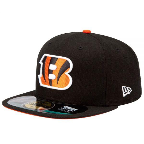 New Era Cap - NFL ON FIELD Cincinnati Bengals schwarz